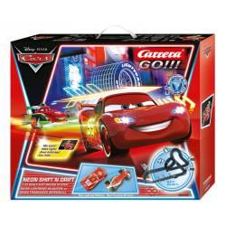 Pista Carrera Go Disney Pixar Cars