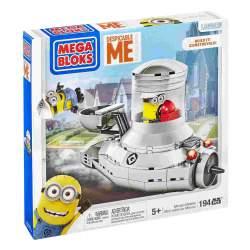 Mega Bloks Mini Vehículo Minions