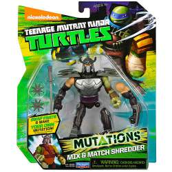 Tortugas Ninja Shredder Mutations