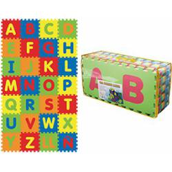 Puzzle Eva Letras 14 piezas
