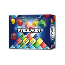 Juego Pyramids Bizak