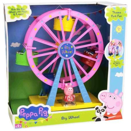Peppa Pig Noria Parque de Atracciones