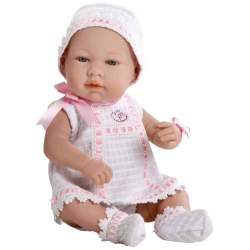 Muñecas Arias Elegance Real Baby Elementos Swarovski 42 cm Rosa