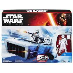 Star Wars Naves de Batalla First Order SnowSpeeder