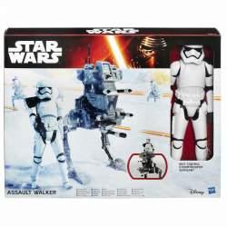Star Wars Vehículo y Figura Stormtropper 30 cm