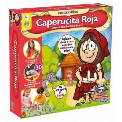 Juego Caperucita Roja Cuentos Clásicos