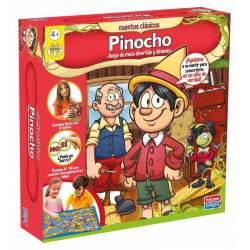 Juego Pinocho Cuentos Clásicos