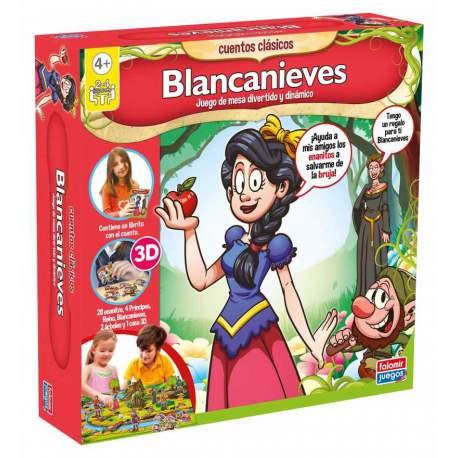 Juego Blancanieves Cuentos Clásicos