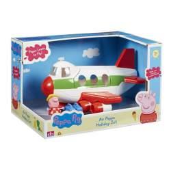 Peppa Pig Avion de Vacaciones