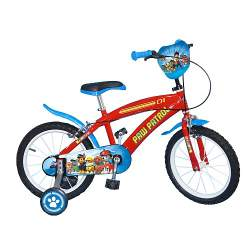 Patrulla Canina Bicicleta 14''