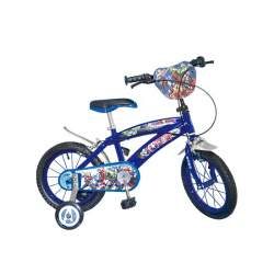 Avengers Bicicleta 16'' Vengadores