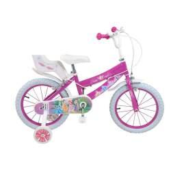 Princesas Disney Bicicleta 16''