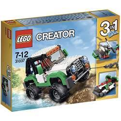 Lego Creator 3 en 1 Vehículos de Aventura 31037