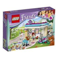 Lego Friends La Clínica Veterinaria 41085