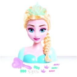 Frozen Busto Peinable Elsa IMC Toys