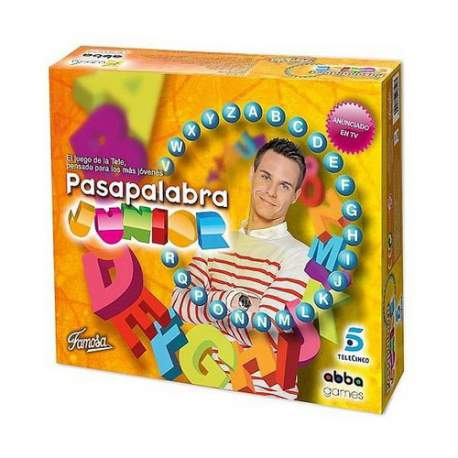 Juego pasapalabra junior for Boom junior juego de mesa