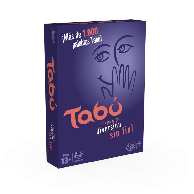Juego tab for Juego de mesa tabu precio