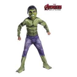 Avengers Disfraz Hulk Rubies Talla S