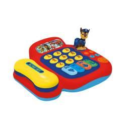 Patrulla Canina Teléfono con Piano