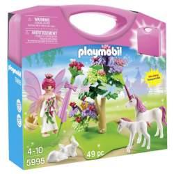 Playmobil Maletín con Hadas y Unicornios ref. 5995