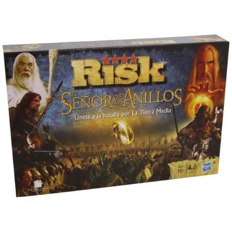 El Señor de los Anillos Risk