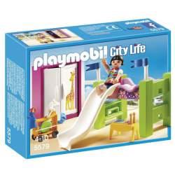 Playmobil Habitación Niños con Literas Ref. 5579