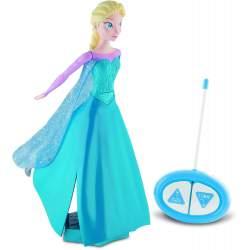 Frozen Elsa Patina y Canta Radio Control