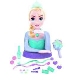 Frozen Busto Peinable Elsa Deluxe IMC Toys