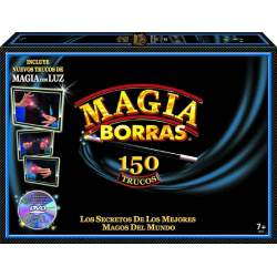 Magia Borras 150 Trucos con Luz y DVD