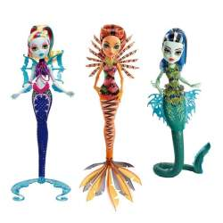 Monster High Monstruitas La Mar de Saladas