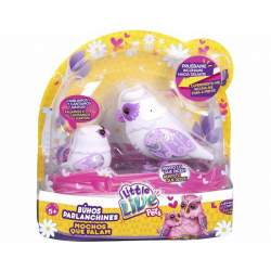 Little Live Pets Búhos Parlanchines Blanco Famosa