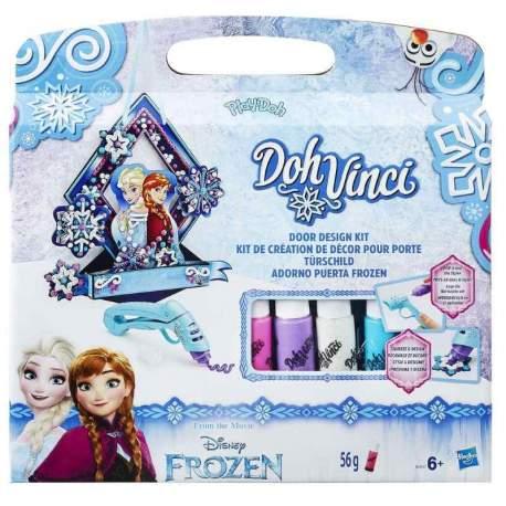 Doh Vinci Frozen Adorno Puerta