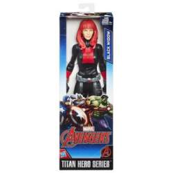 Figura Black Widow Titán 30 cm Marvel Avengers Titan Hero Series
