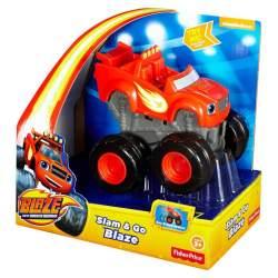 Blaze Vehículo Blaze Slam & Co