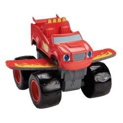 Blaze Vehículo Blaze Turbo Transformación
