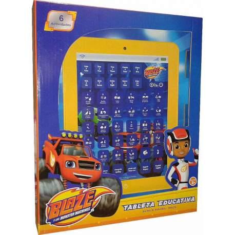 Blaze Tablet Educativa Bilingüe