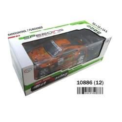 Coche R/C Rally Modelos 7 Funciones