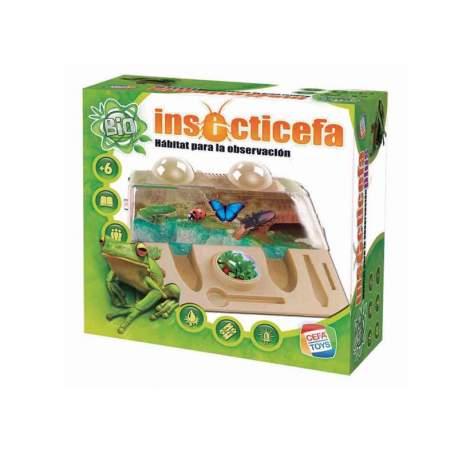 Insecticefa 2.0 Habita Para La Conservacion Con Capsulas Atrapainsectos