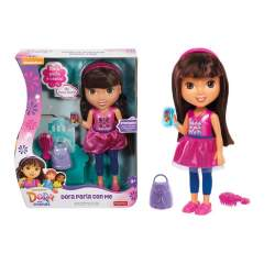 Muñeca Dora Hablay Canta Conmigo 30 Cms.