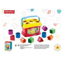 Bloques Infantiles Con Cubo Transportable Fisher Price