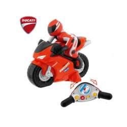 Moto R/C Ducati 1198 Se Mueve En 6 Direcciones Distintas