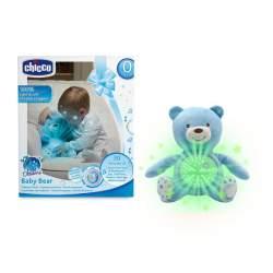 Proyector Musical Baby Bear Azul