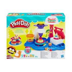 Playdoh Fiesta De Pasteles C/ 5 Botes