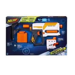 Pistola Nerf Modulus Recon Mkii Lanzador 3 Dardos