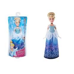 Muñeca Princesa Cenicienta 30 Cms.Articulada Y Con Accesorios
