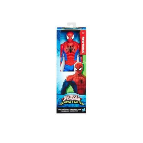 Figura Titan Spiderman Hero 30 Cm.