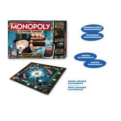 Juego Monopoly Electronic Banking Transacciones Inmediatas