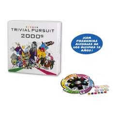 Juego Trivial Pursuit 2000, Preguntas Del 2000 En Adelante