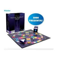 Juego Trivial Master Edition