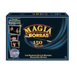 Juego Magia Borras 150 Trucos Dvd Con Luz